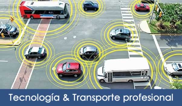 TIC Tecnologías aplicadas al Transporte Profesional